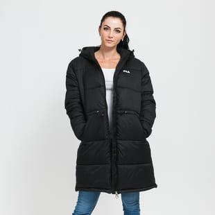 Fila Women Long Hooded Puffer Jacket