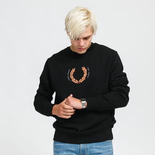 FRED PERRY Laurel Wreath Sweatshirt