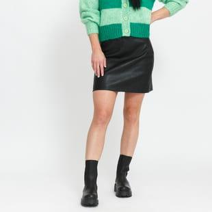 JJ XX JXrowe Short Faux Leather Skirt