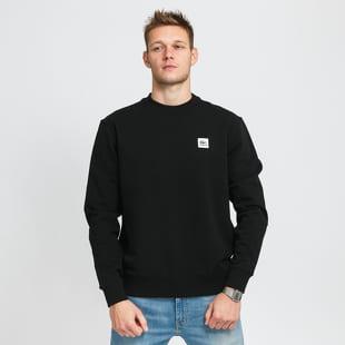 LACOSTE Live Patch Cotton Fleece Sweatshirt