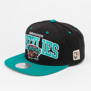 Mitchell & Ness 2 Tone Team Arch Snapback Vancouver Grizzlies