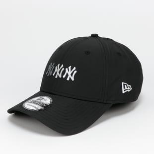 New Era 940 MLB Stack Logo NY