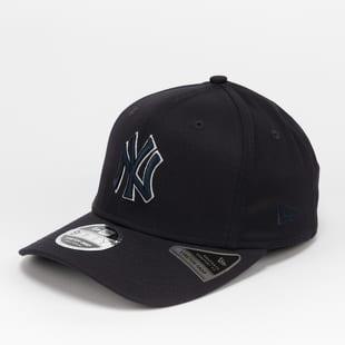 New Era 950 MLB Team Outline Stretch Snap NY