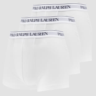 Polo Ralph Lauren 3Pack Stretch Cotton Classic Trunks