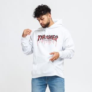 Thrasher Blood Drip Logo Hood