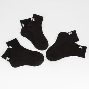 Under Armour 3er-Pack Quarter Core Socken