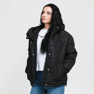 Urban Classics Ladies Oversized Hooded Puffer