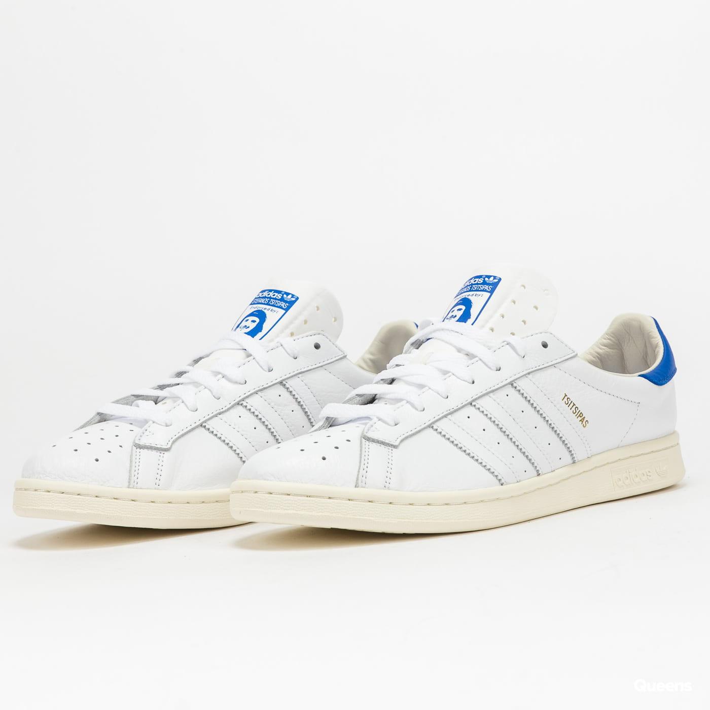 adidas Originals Earlham ftwwht / blue / cblack