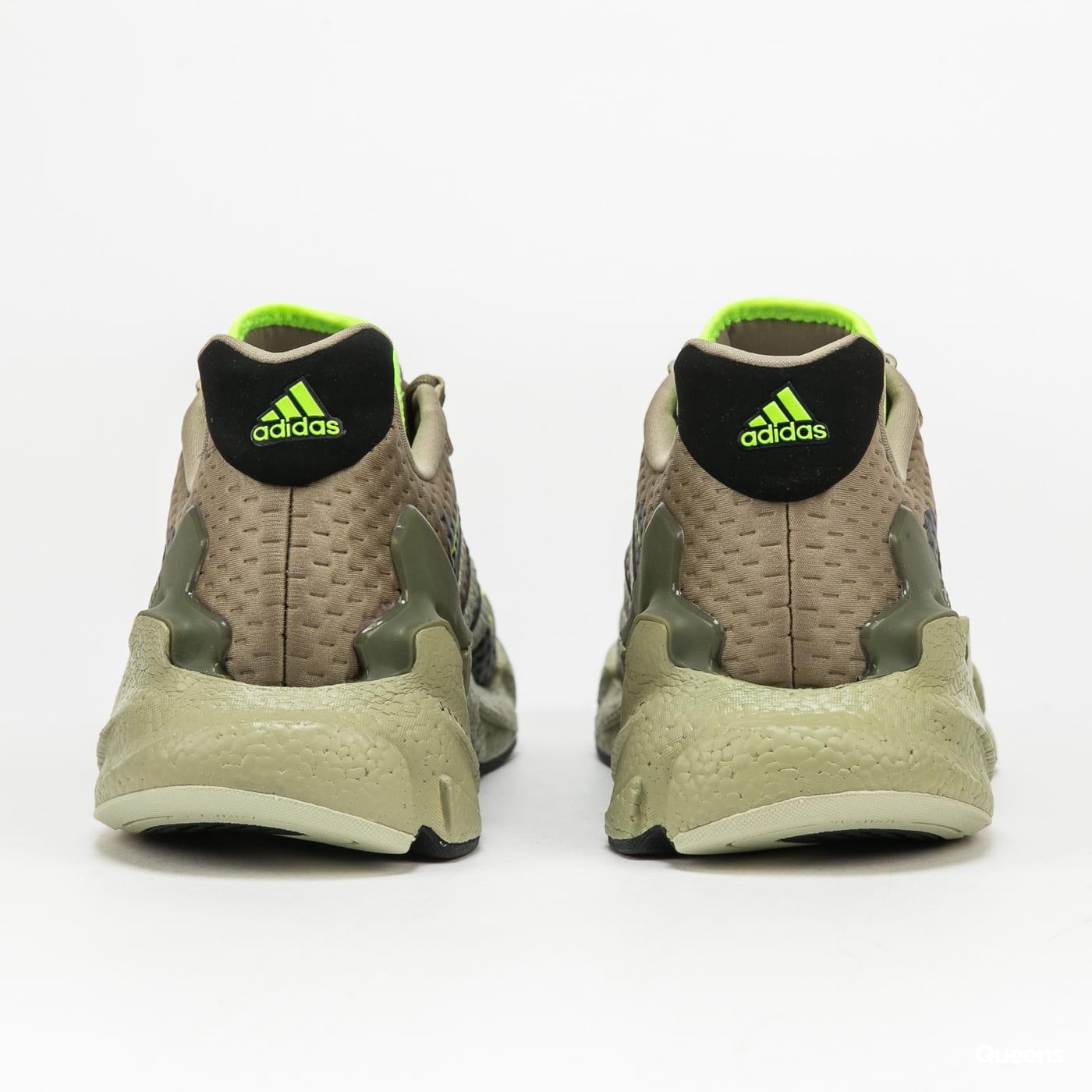 adidas Performance X9000L4 M C.RDY orbgrn / halgrn / cblack