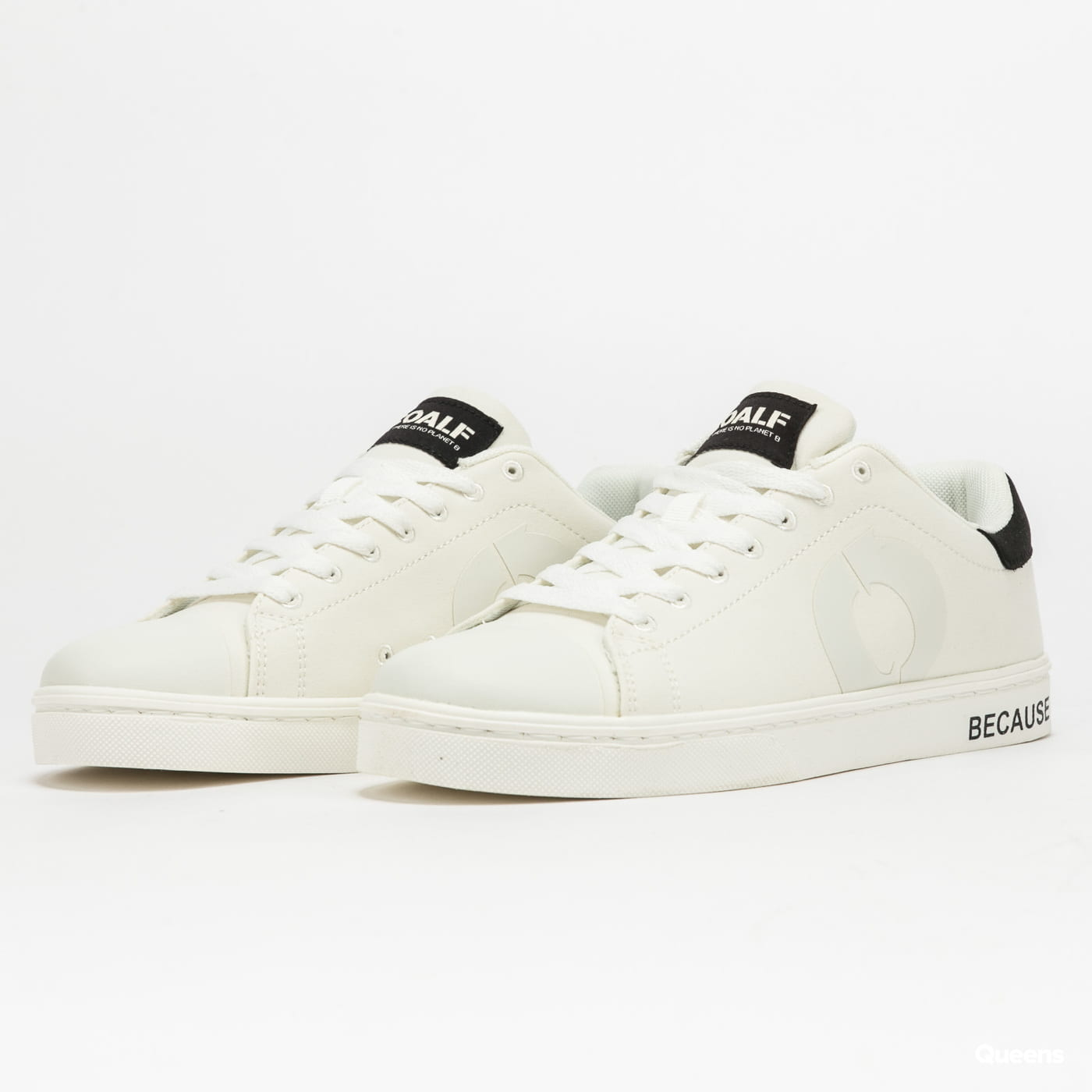 Ecoalf Sandfalf Sneakers off white