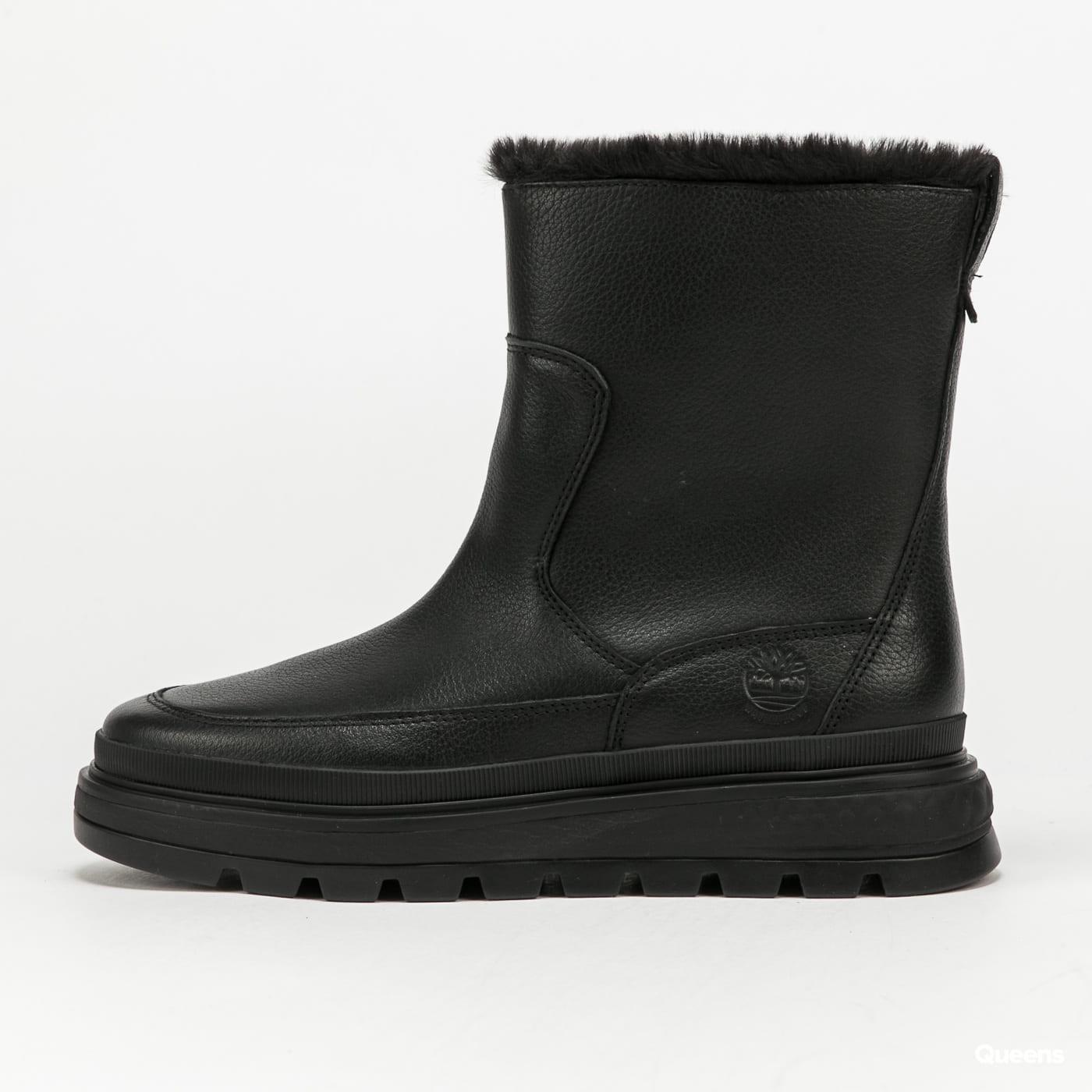 Timberland Ray City WP Warm Lined Boot black full grain
