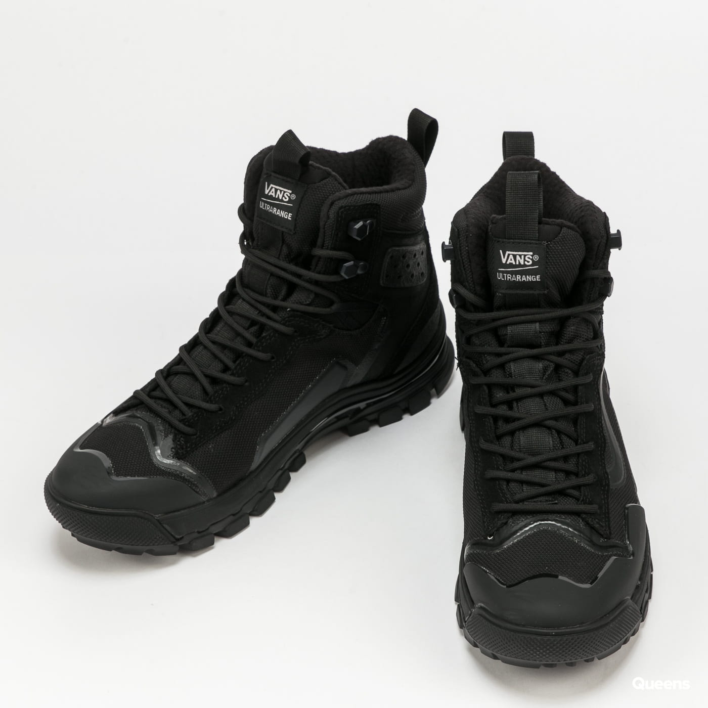 Vans UltraRange Exo Hi Gore-Tex MTE-3 black / black