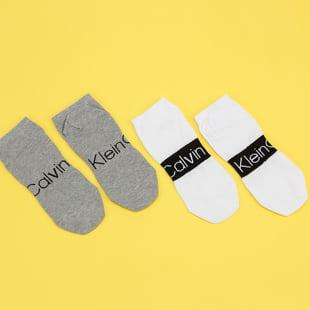 Calvin Klein Mens 2Pack Liner Socks