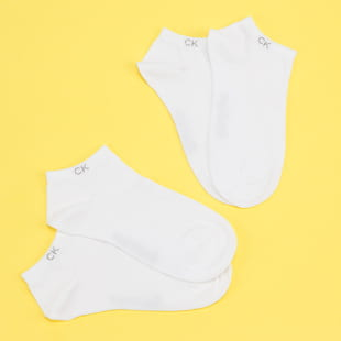 Calvin Klein Womens Flat Knit Liner 2Pack