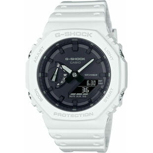 "Casio G-Shock GA-2100-7AER ""Carbon Core Guard"""