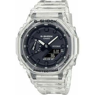 "Casio G-Shock GA-2100SKE-7AER ""Skeleton Series"""