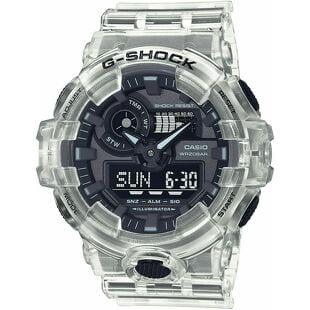 "Casio G-Shock GA 700SKE-7AER ""Skeleton Series"""