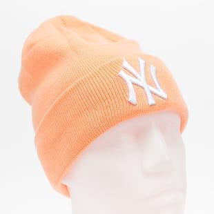 New Era MLB Wmns Pop base Cuff Knit NY