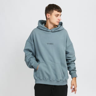 PREACH Oversized Embroidered Logo Hoodie