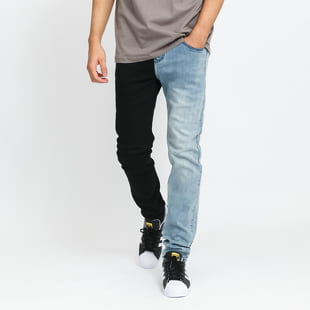 Sixth June Bicolor Skinny Denim Jeans