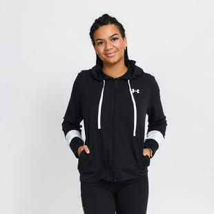 Under Armour Rival Terry CB FZ Hoodie