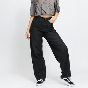 Urban Classics Ladies High Waist 90'S Wide Leg Denim Pants