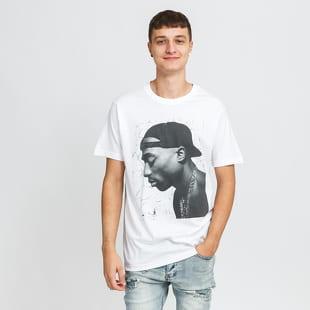 Urban Classics Tupac Cracked Background Tee