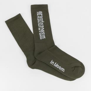 Wasted Paris Kingdom Socks