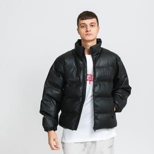 Wasted Paris Puffer Jacket Dawn Faux Leather