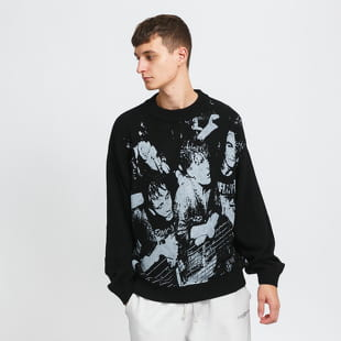 Wasted Paris Sweater Knit Stage wasted X Charles Peterson