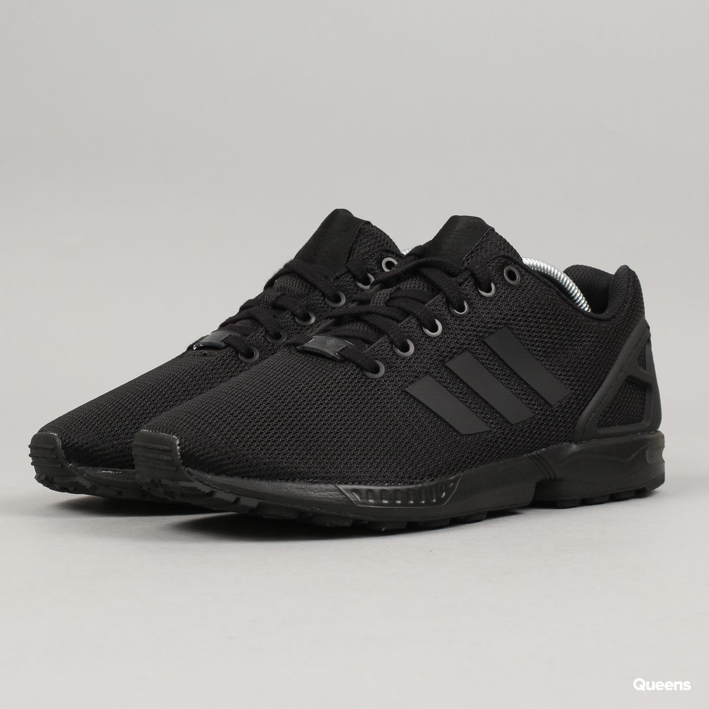 adidas Originals ZX Flux cblack / cblack / dkgrey