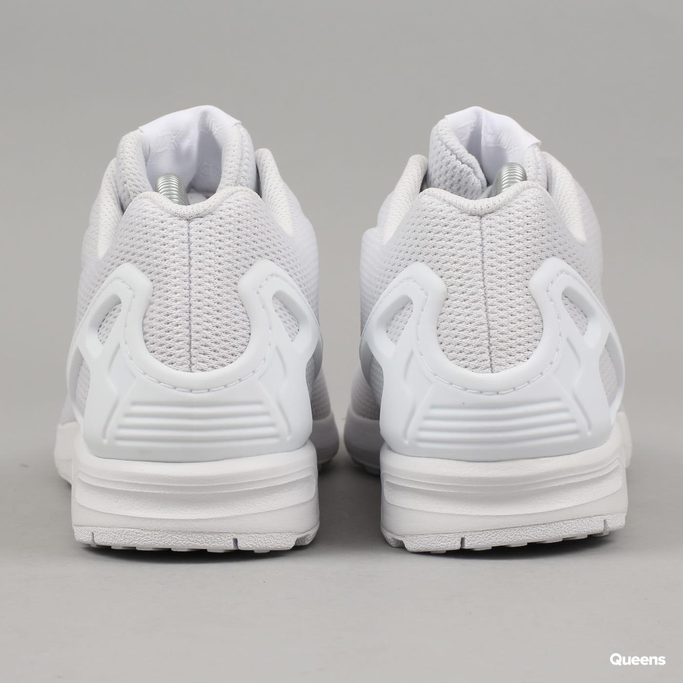 adidas Originals ZX Flux ftwwht / ftwwht / clgrey