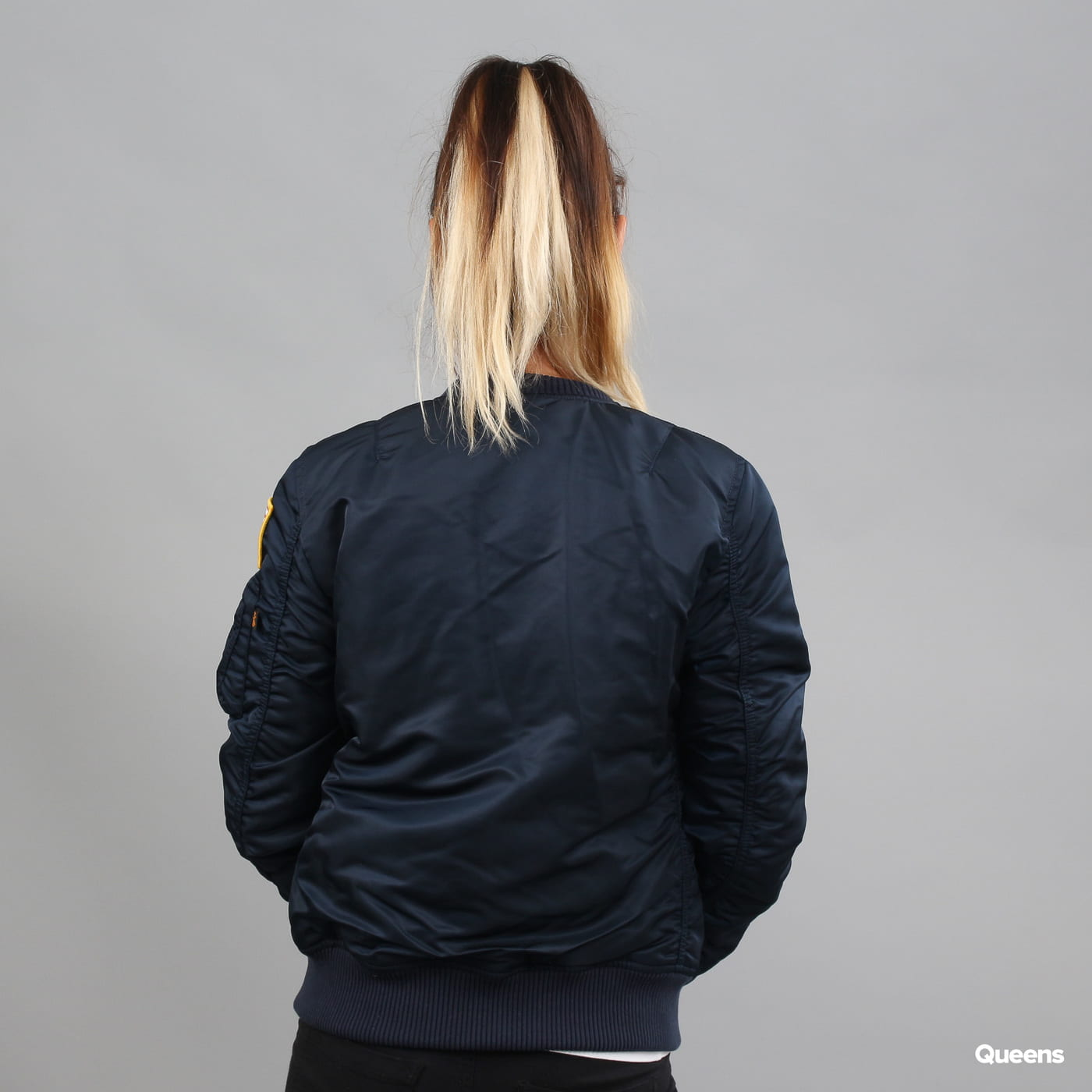 Alpha Industries WMNS MA - 1 VF NASA Marine