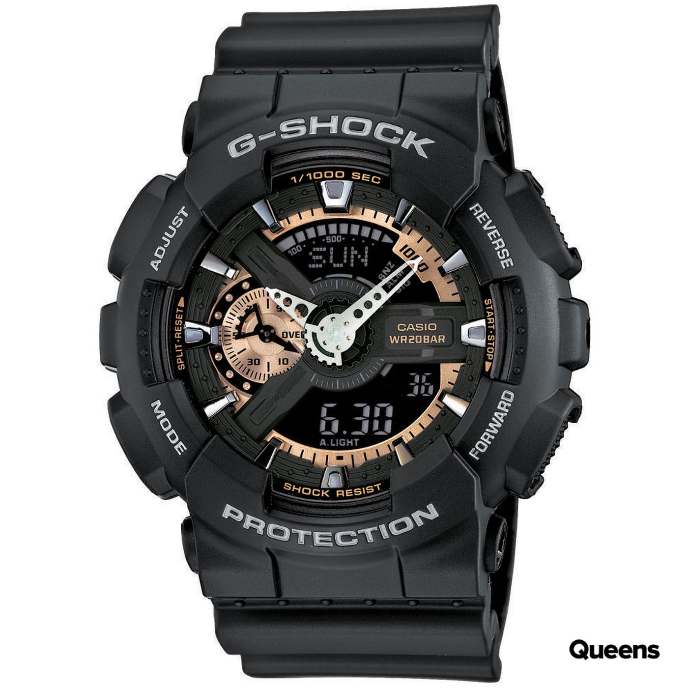 Casio G-Shock GA 110RG-1AER PL čierne
