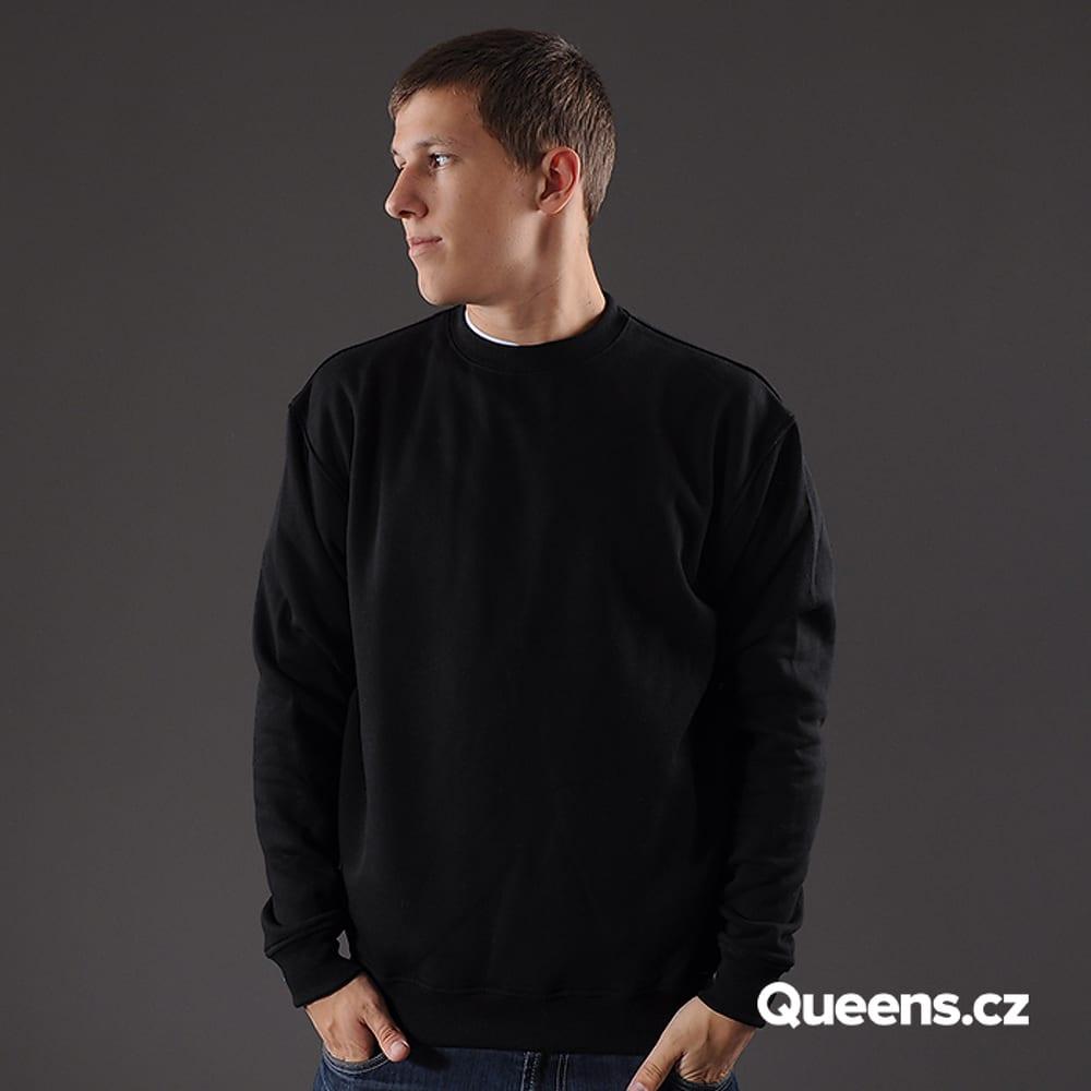 Urban Classics Crewneck Sweatshirt schwarz