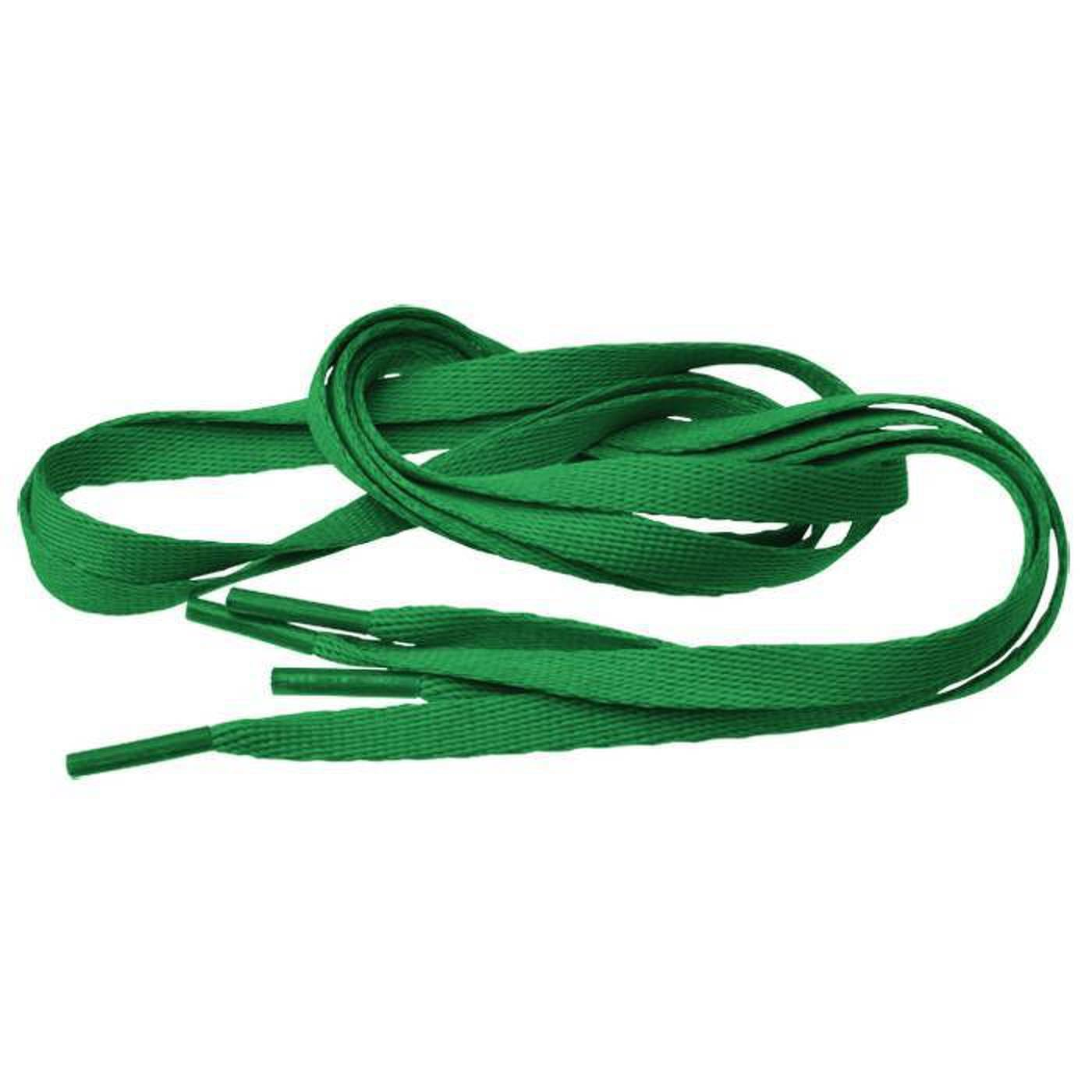 MD Tube Laces 140 green