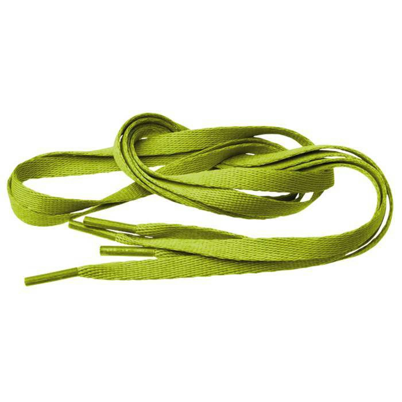 MD Tube Laces 140 lime