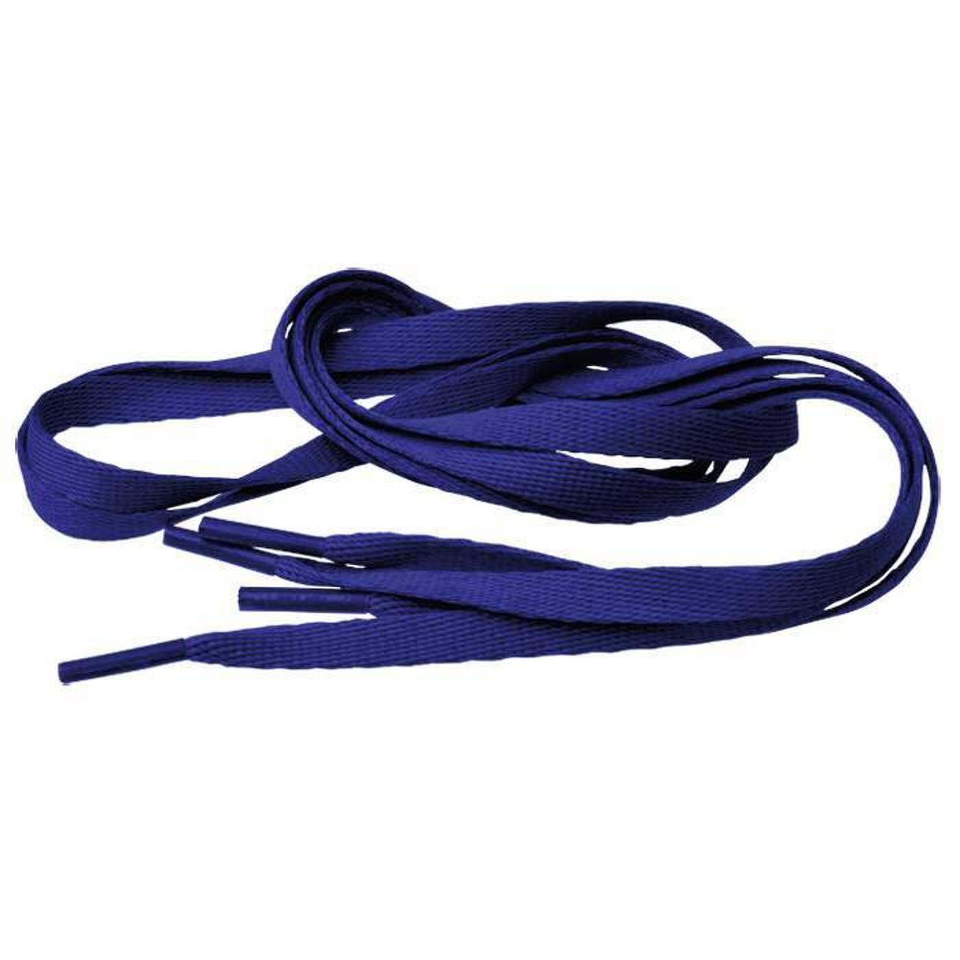 MD Tube Laces 140 tmavě modré