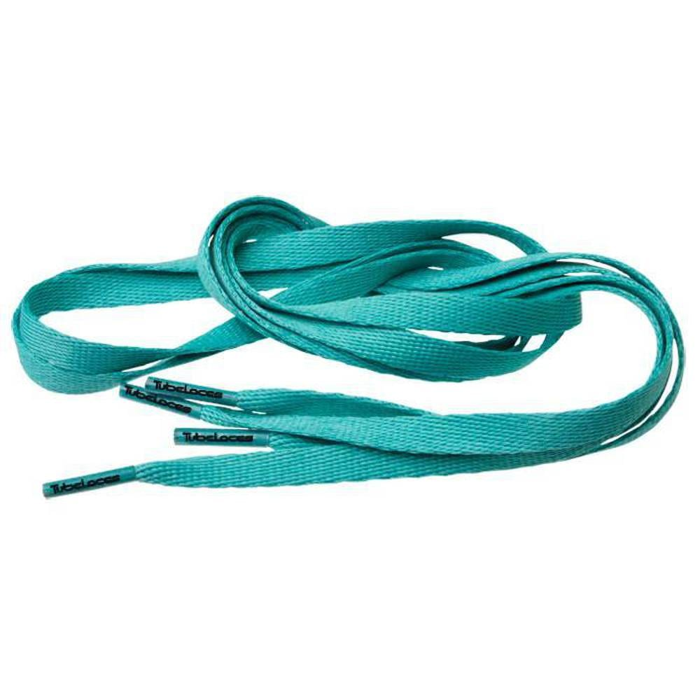 MD Tube Laces 140 light blue