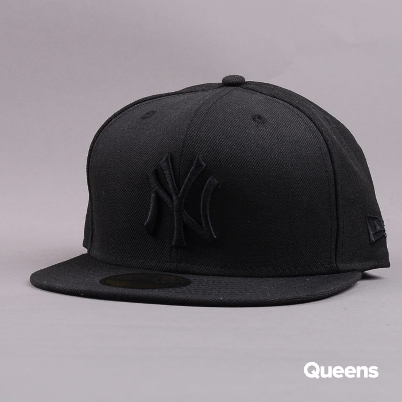 New Era Black On Black NY čierna