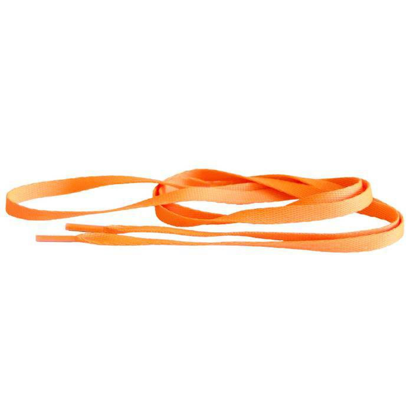 MD Tube Laces 120 neónovo oranžové