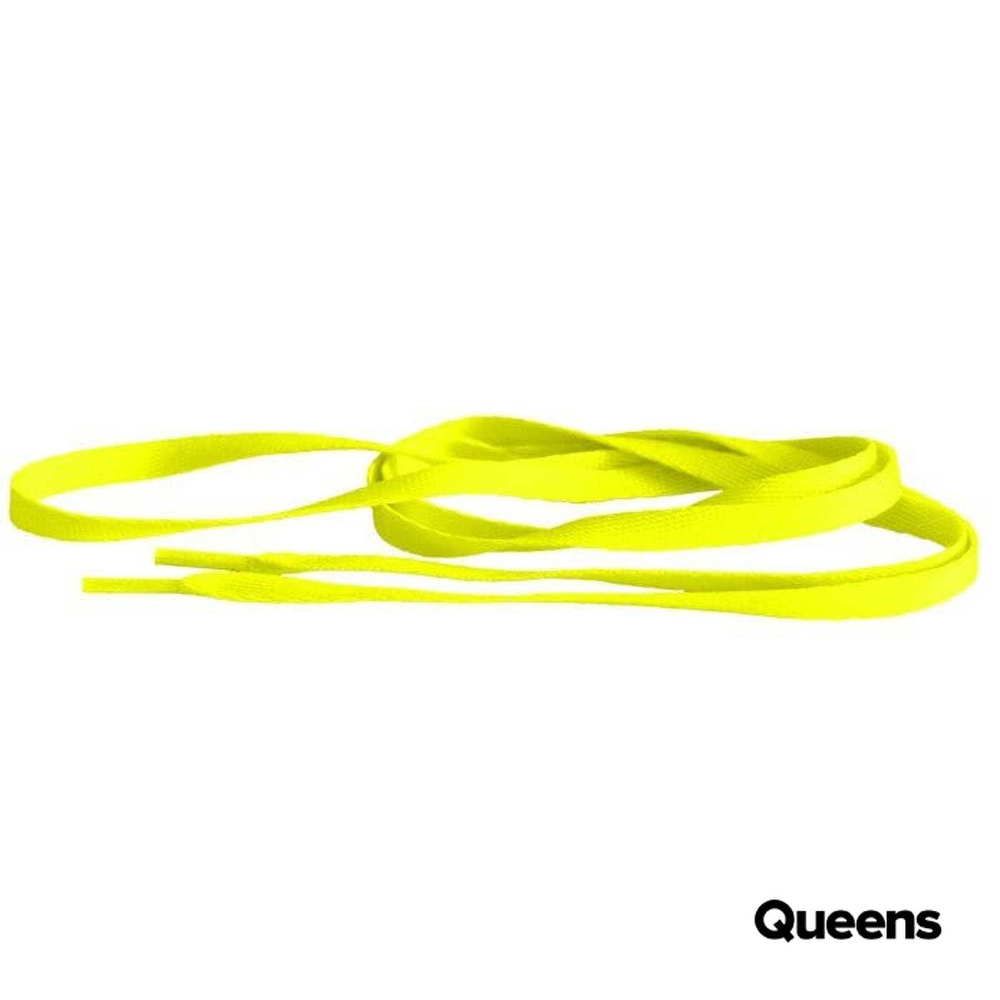 MD Tube Laces 120 neon gelb