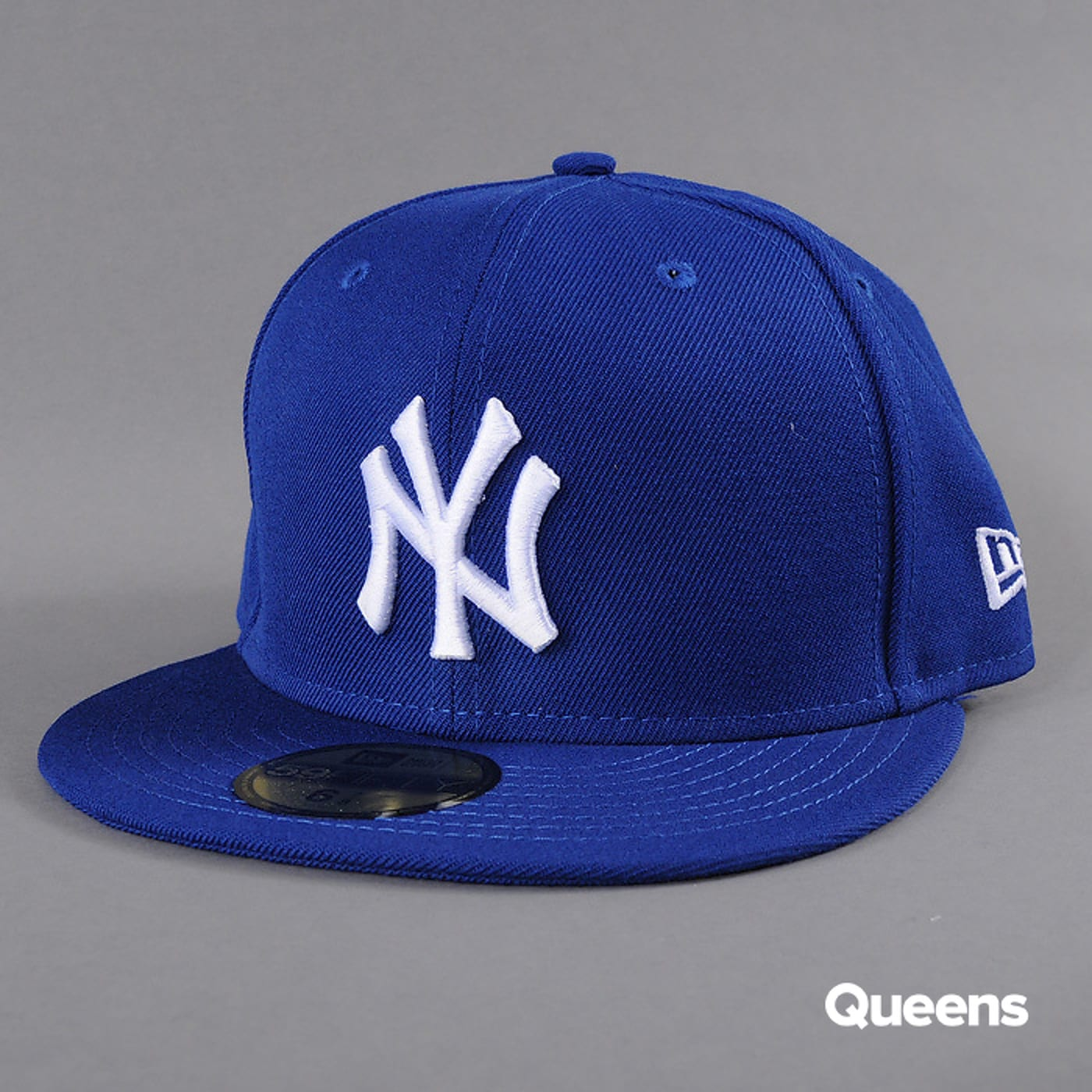 "New Era MLB Basic NY ""S"" blue / white"