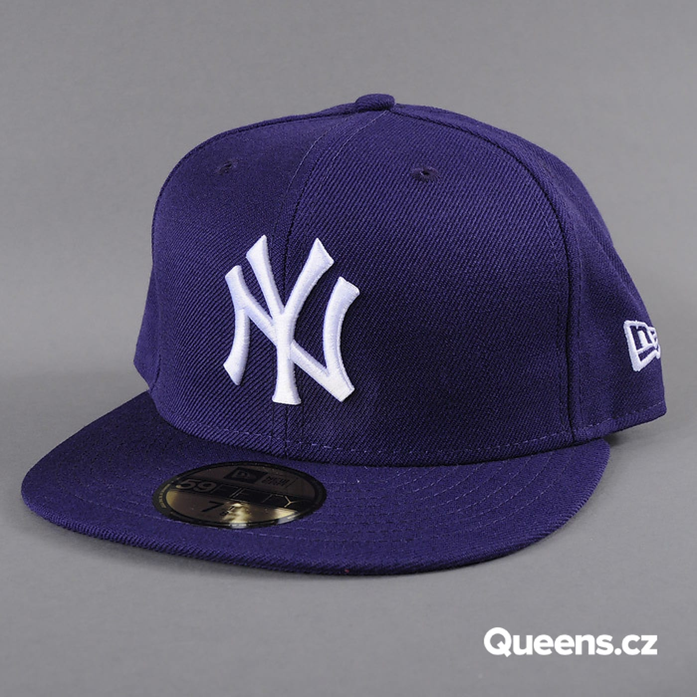 New Era MLB Basic NY lila / weiß