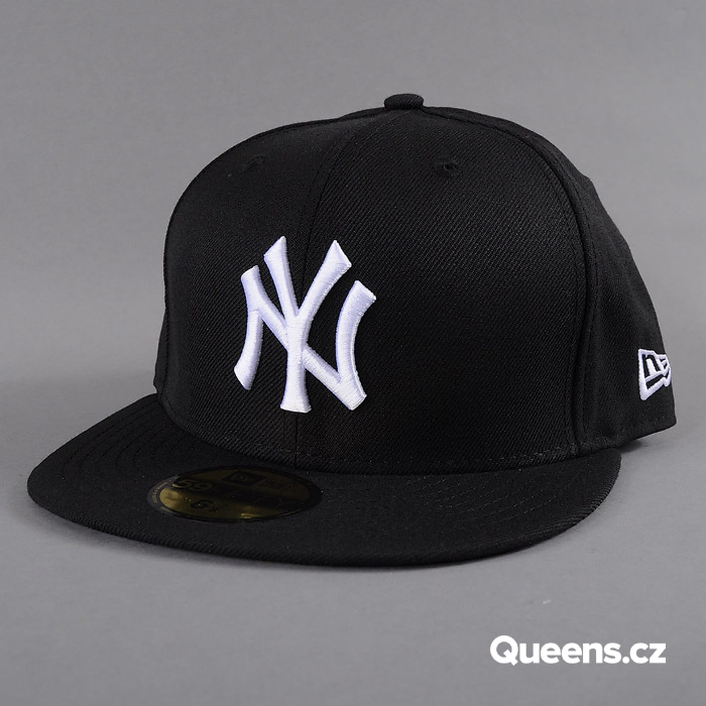 New Era MLB Basic NY black / white