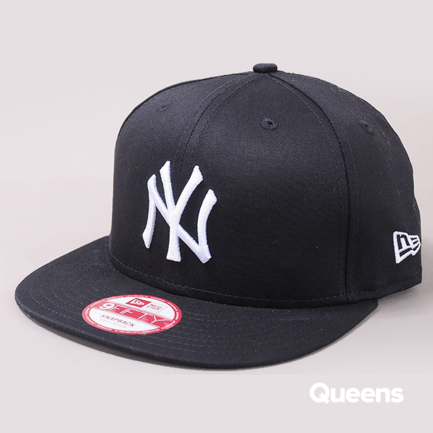 New Era MLB Snapback NY navy / bílá