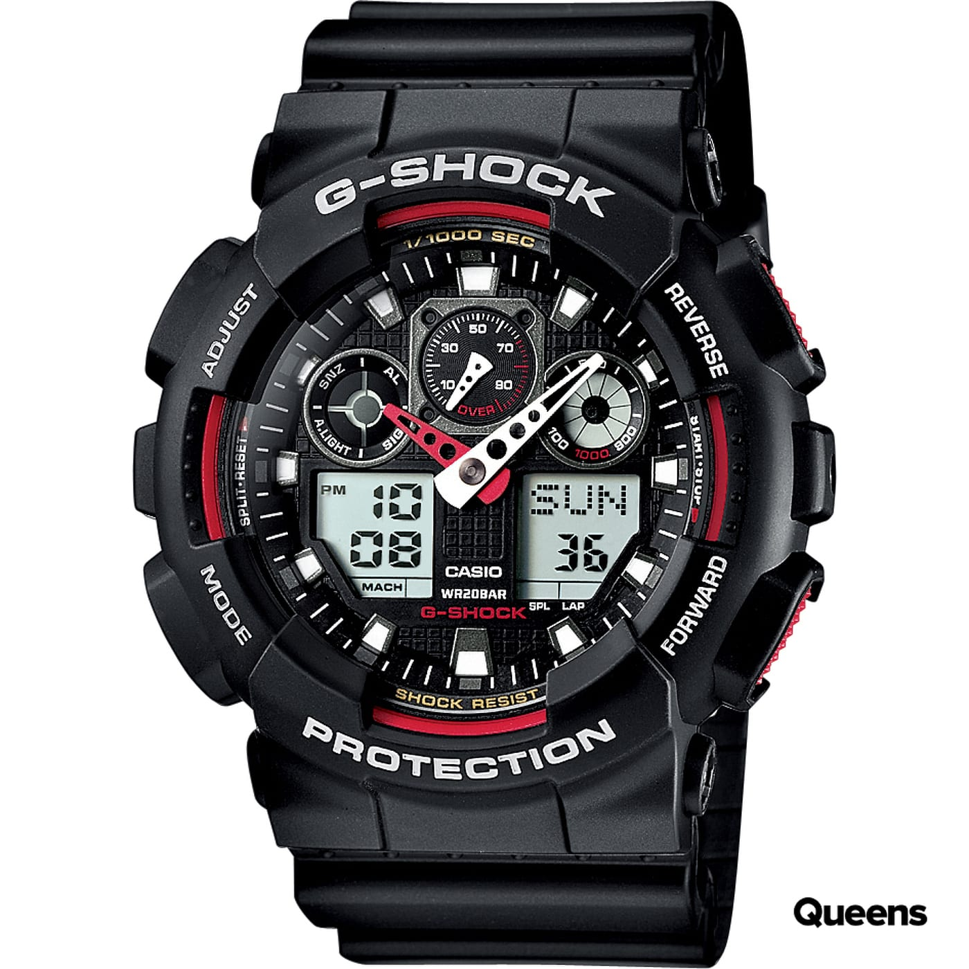 Casio G-Shock GA 100-1A4ER black