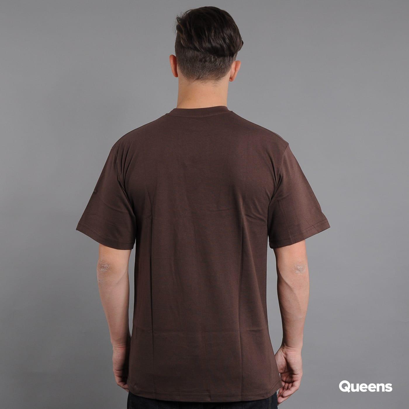 Urban Classics Tall Tee brown