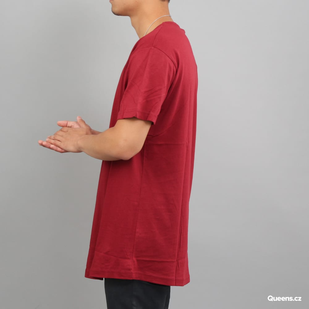 Urban Classics Shaped Long Tee Wein