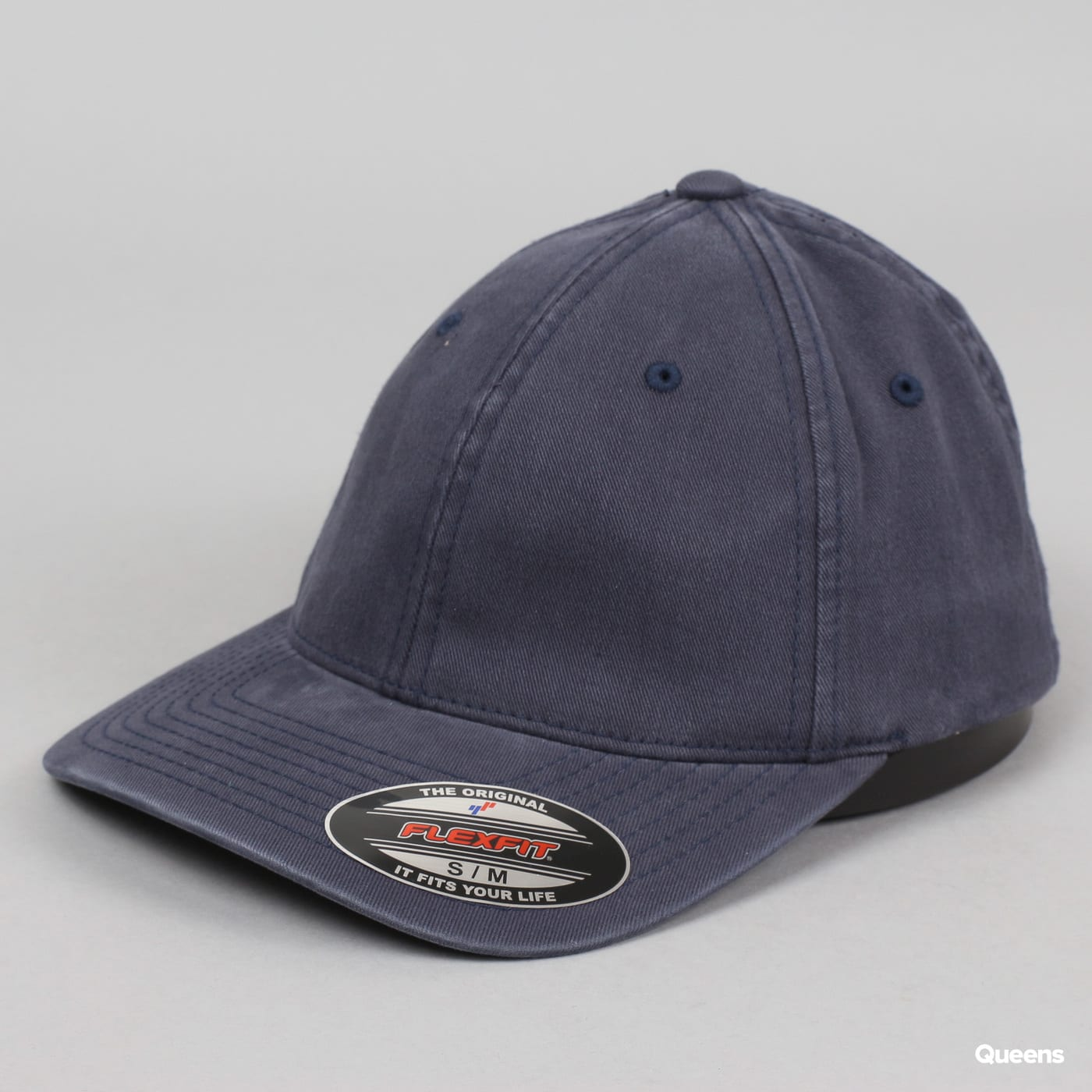 a0dd5e30d Photo 0Photo 1. Yupoong Flexfit Garment Washed Cotton Dad Hat navy